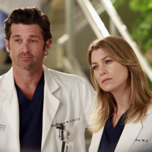Ellen Pompeo and Patrick Dempsey Dish on Grey's Anatomy Future