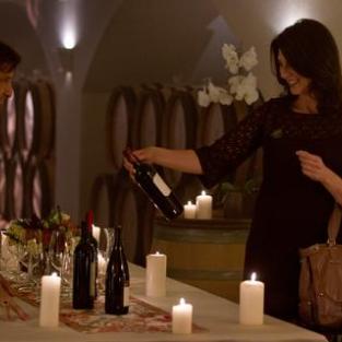 The wine job