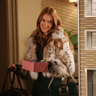 "Darby Stanchfield Teases ""Naughty"" Return of Meredith to Castle"