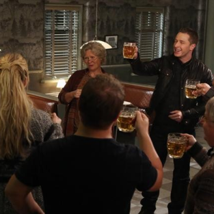 Once Upon a Time Picture Preview: A Celebration in Storybrooke