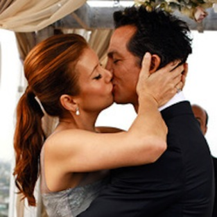 Private Practice Wedding: First Photo!