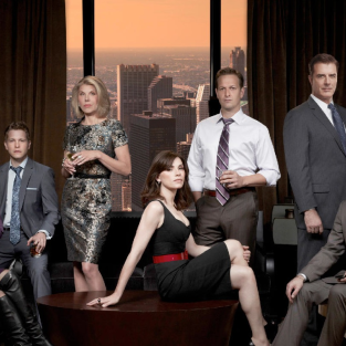 "The Good Wife Bosses Tease ""Quiet Before the Sh-t Storm,"" Barrage of Returning Guest Stars"
