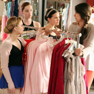 Bunheads Review: Letting It All Out