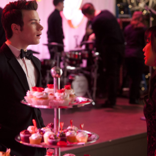 Glee Wedding Photos: First Look!