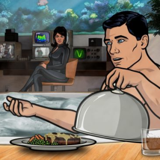 Archer Review: Drunk on Nuptial Bliss