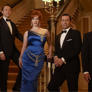 Mad Men Promotional Photos: Glamorous... Revealing?