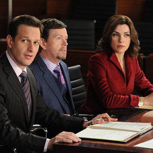 The Good Wife Review: All About Love