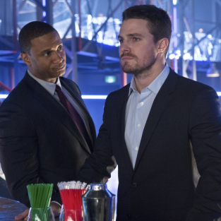 Arrow Review: The Vigilante Sting