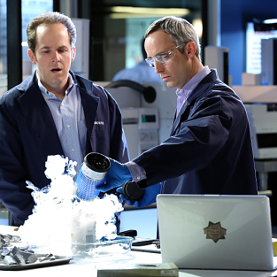 CSI Exclusive: David Berman Teases a Deadly High School Reunion