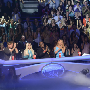 Mariah Carey and Nicki Minaj Depart American Idol