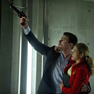 Arrow Review: Unwanted Exposure