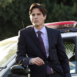 Sean Faris Cast on Supernatural: Tribes