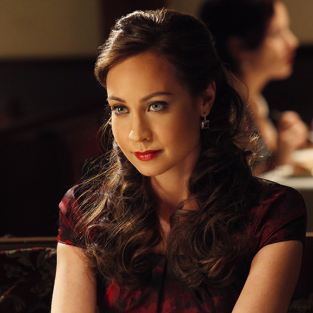 Courtney Ford Books True Blood Return
