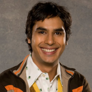 """Rajesh """"Raj"""" Koothrappali"""