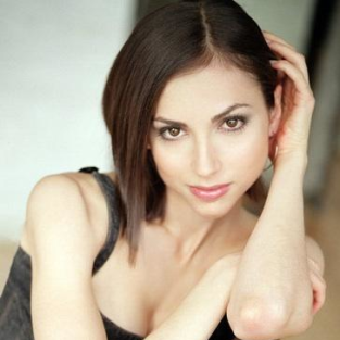 Eden Riegel: Thrilled to Be Back on All My Children!