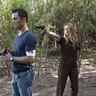 Burn Notice Review: Game of Koshka and Mouse