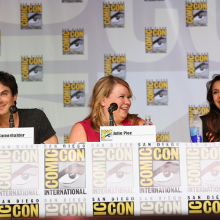 The Vampire Diaries at Comic-Con: Off to College, The Other Side