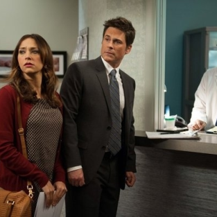 Rob Lowe and Rashida Jones to Exit Parks and Recreation