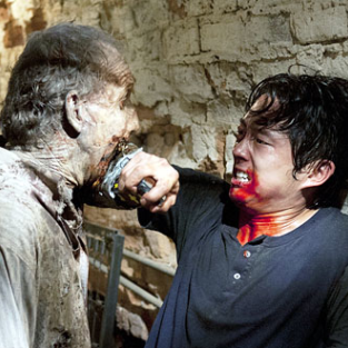 "Steven Yeun Reflects on The Walking Dead: ""Anyone is Up for Grabs"""