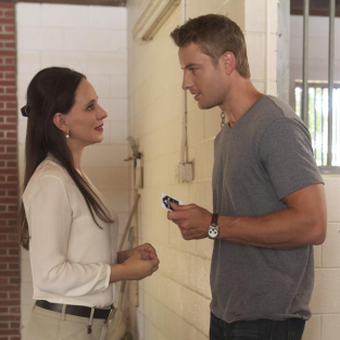 Revenge Season Premiere Pics: Son-y Days Ahead