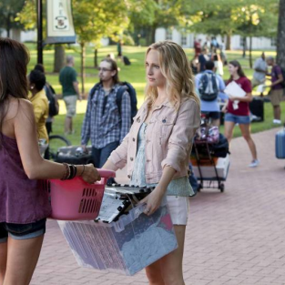 The Vampire Diaries Season Premiere Photos: Welcome to Whitmore!