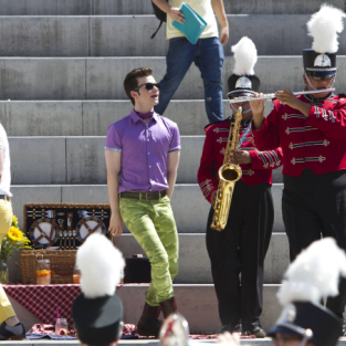 Glee Review: All You Need Is Love