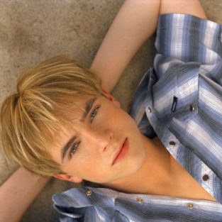 Jesse McCartney Goes Greek