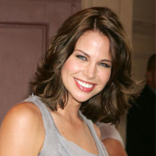 Brooke Burns: Cast on Melrose Place