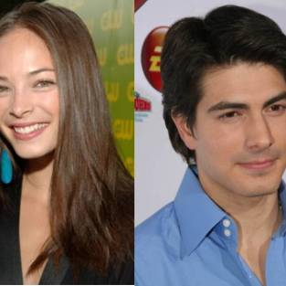 More on Brandon Routh and Kristin Kreuk on Chuck