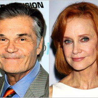 Fred Willard and Swoosie Kurtz Cast on Chuck