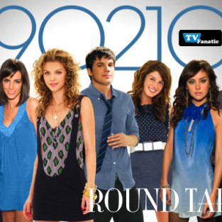 "90210 Round Table: ""Sweaty Palms and Weak Knees"""