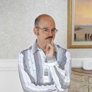 David Cross: Coming to Running Wilde
