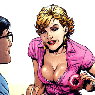 Coming to The Daily Planet: Cat Grant