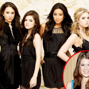 Lindsey Shaw to Compete with Emily on Pretty Little Liars