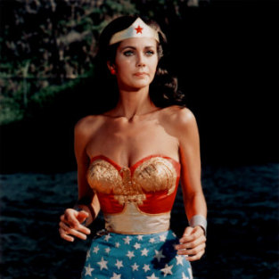 Lynda Carter to Adrianne Palicki: Kick Butt!