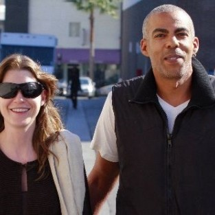 More Ellen Pompeo, Chris Ivery Pictures