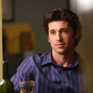 "Patrick Dempsey Pictures From His Newest Film Project, ""Freedom Writers"""