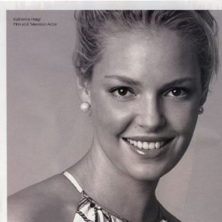 Katherine Heigl: Cellular Spokesmodel