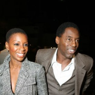 Isaiah Washington at Dreamgirls Premiere