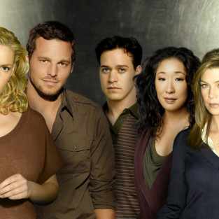 Grey's Anatomy Among 10 Emmy Finalists
