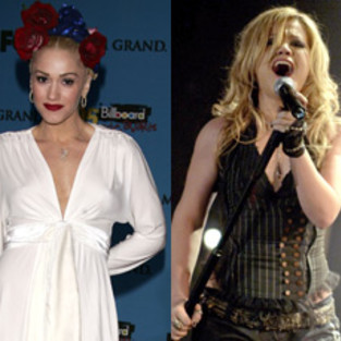 Stefani Still Steamed at Kelly Clarkson?