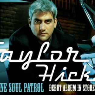 Taylor Hicks to Cover Famous Songs on New Album