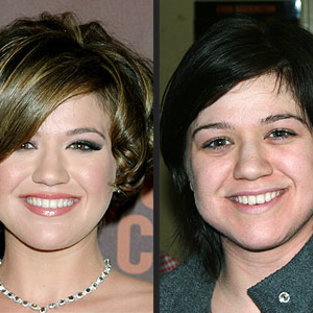 Kelly Clarkson: All Glam or All Natural?