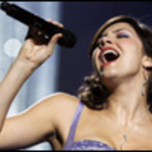 Katharine McPhee Talks to AOL About New Look, CD and More
