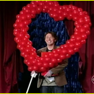 Clay Aiken Shows Love for Jimmy Kimmel