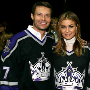American Idol Picture of the Day: Ryan Seacrest and ... Carmen Electra?!?