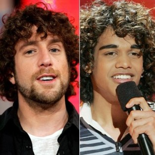 A Hairy Situation: Elliot Yamin vs. Sanjaya Malakar