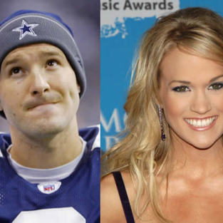 Carrie Underwood and Tony Romo: Romance Back On?