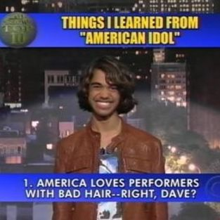 Sanjaya Malakar: Top 10 Things I Learned on American Idol