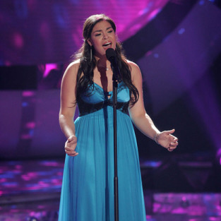 A Review of American Idol Final Four: Jordin Sparks Stands Out